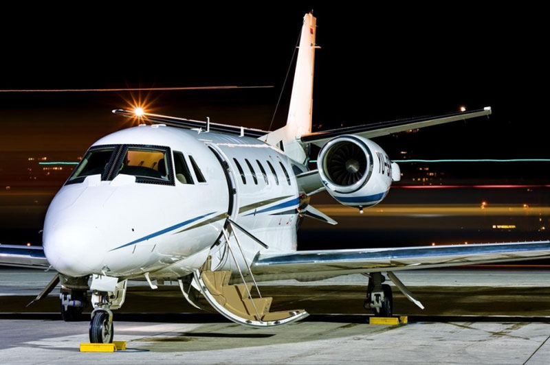 Cesna Citation XLS